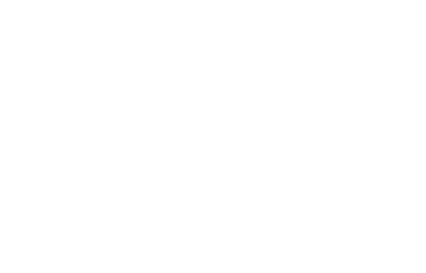 Overlay showing custom crescent shape