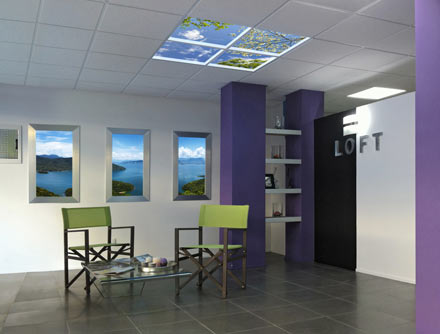 French Caribbean Islands Showroom