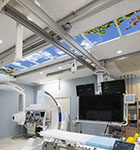 Showa University Hospital - Angiography Suite