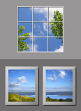 Photo Mural 6dsF_6x6md_6qt_2-34x40crvr_Aluminum