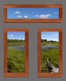 Photo Mural 6vx_2-26x52md_64x18Cltry_rustic_chry