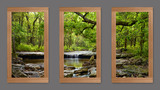Photo Mural 8ipL_3-22x40cr_rustic_red_oak